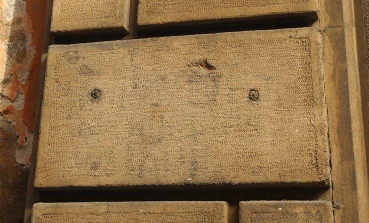 Scritte sui muri a Bologna