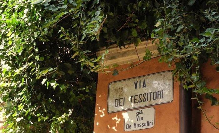 Via de' Mussolini